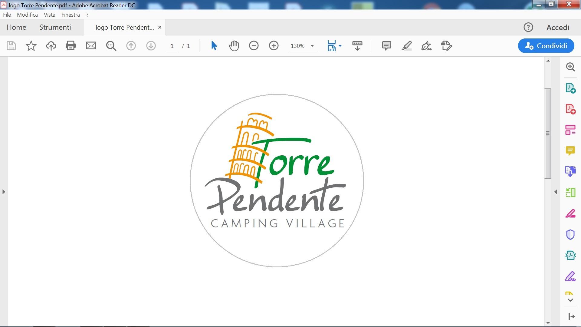 Torre Pendente Camping Village - Pisa